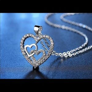 ❤️ Heart Shape Women's Necklace 10200